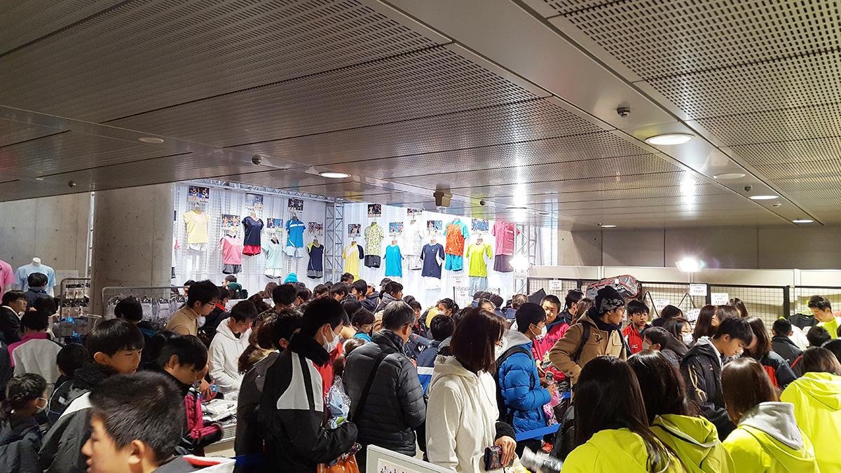 平成29年度(2018)ルーセントカップ東京インドア全日本ソフトテニス大会