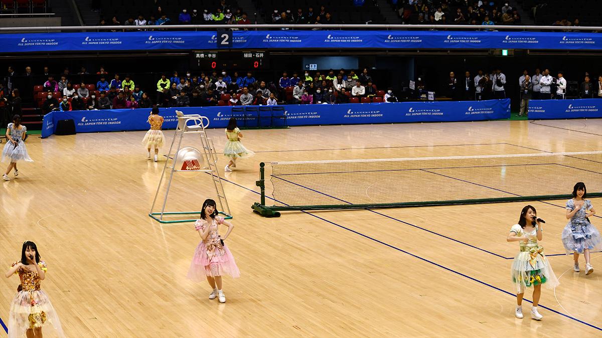 平成29年度(2018)ルーセントカップ東京インドア全日本ソフトテニス大会,さくらシンデレラ