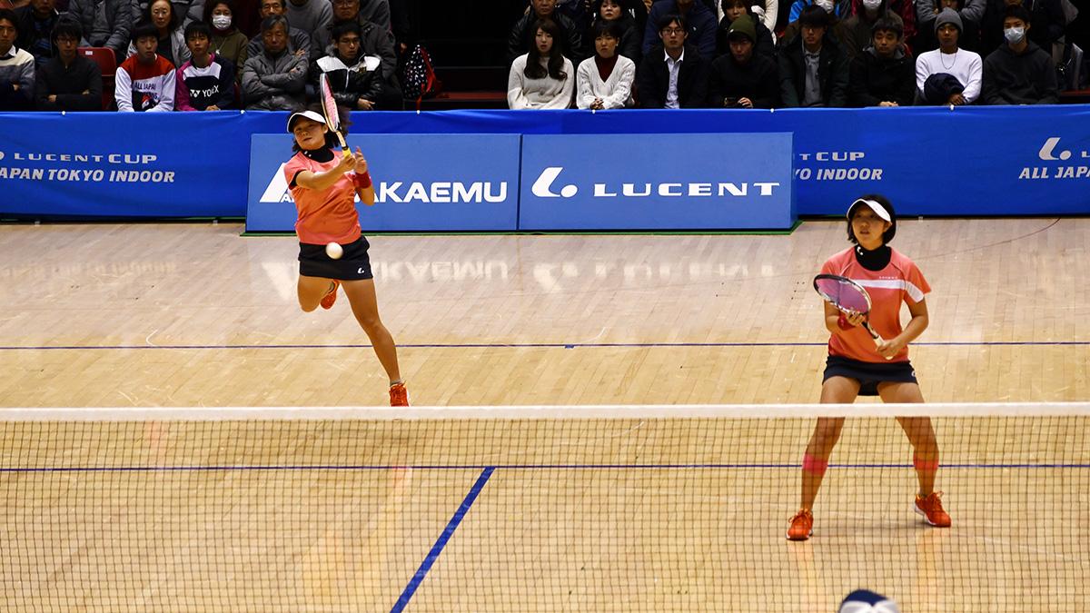 平成29年度(2018)ルーセントカップ東京インドア全日本ソフトテニス大会,高橋半谷