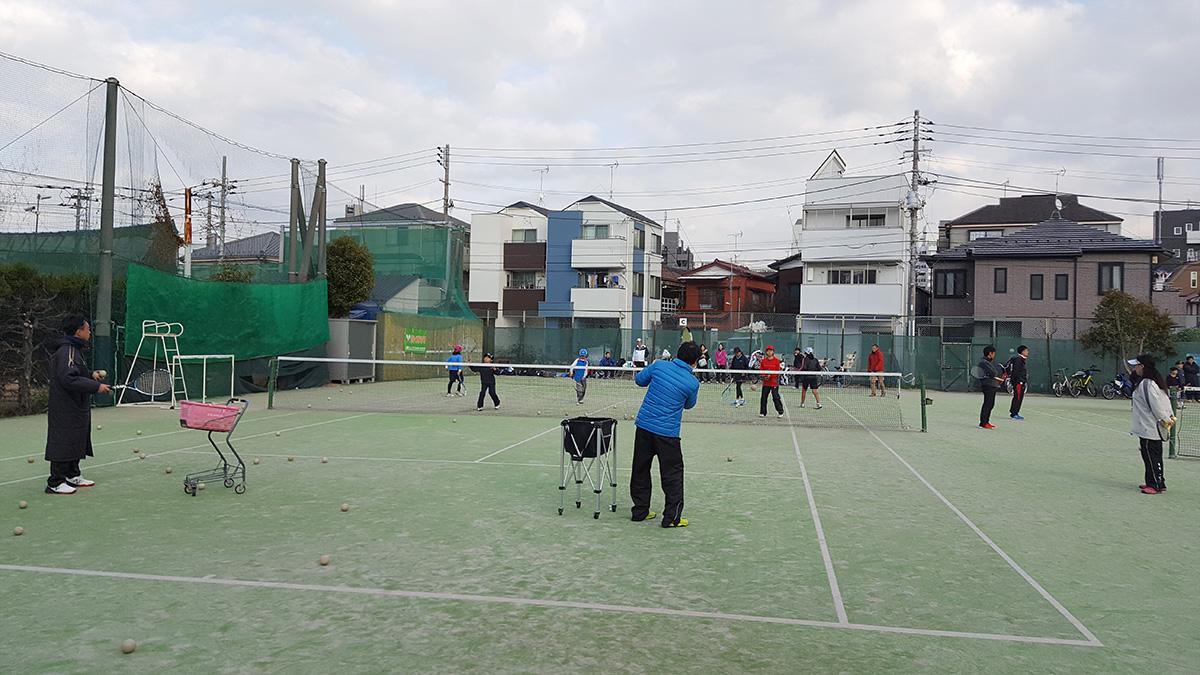 川崎ジュニアソフトテニスクラブ