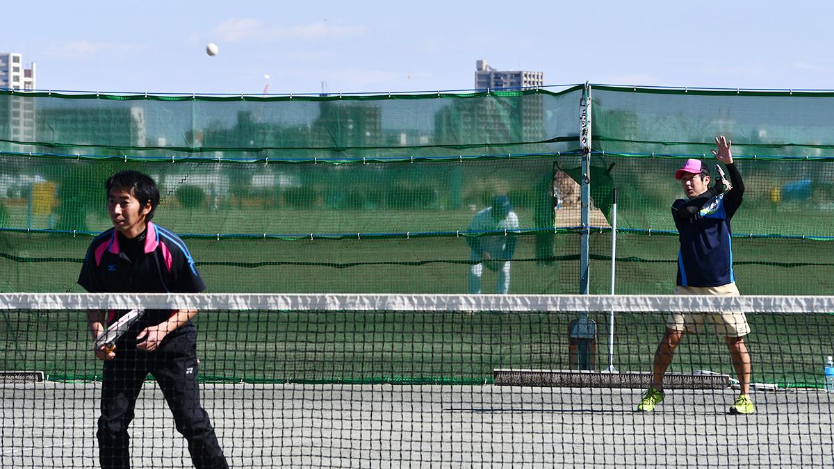 大田区クラブ・実業団対抗戦(石井杯),ソフトテニス