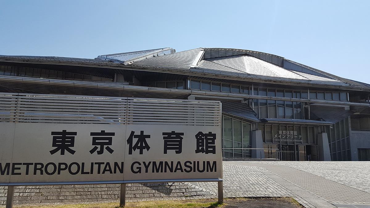 全日本私立高等学校選抜ソフトテニス大会,東京体育館