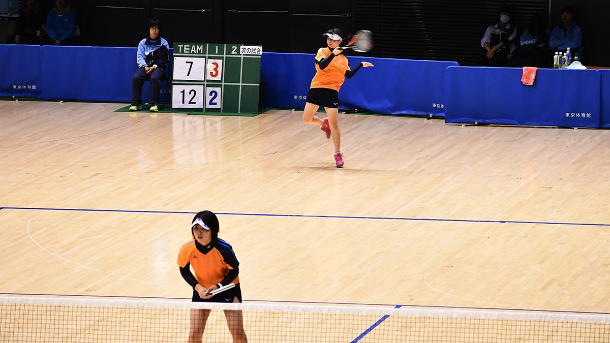 全日本私立高等学校選抜ソフトテニス大会,東北,矢作・金ペア