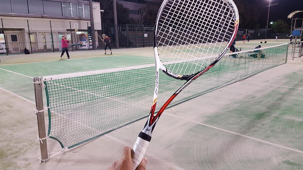 ソフトテニス,ヨネックス,サイバーナチュラルスラッシュ