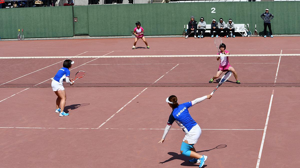 第22回アジアカップひろしま国際ソフトテニス大会,2018,NH農協銀行,ナガセケンコー
