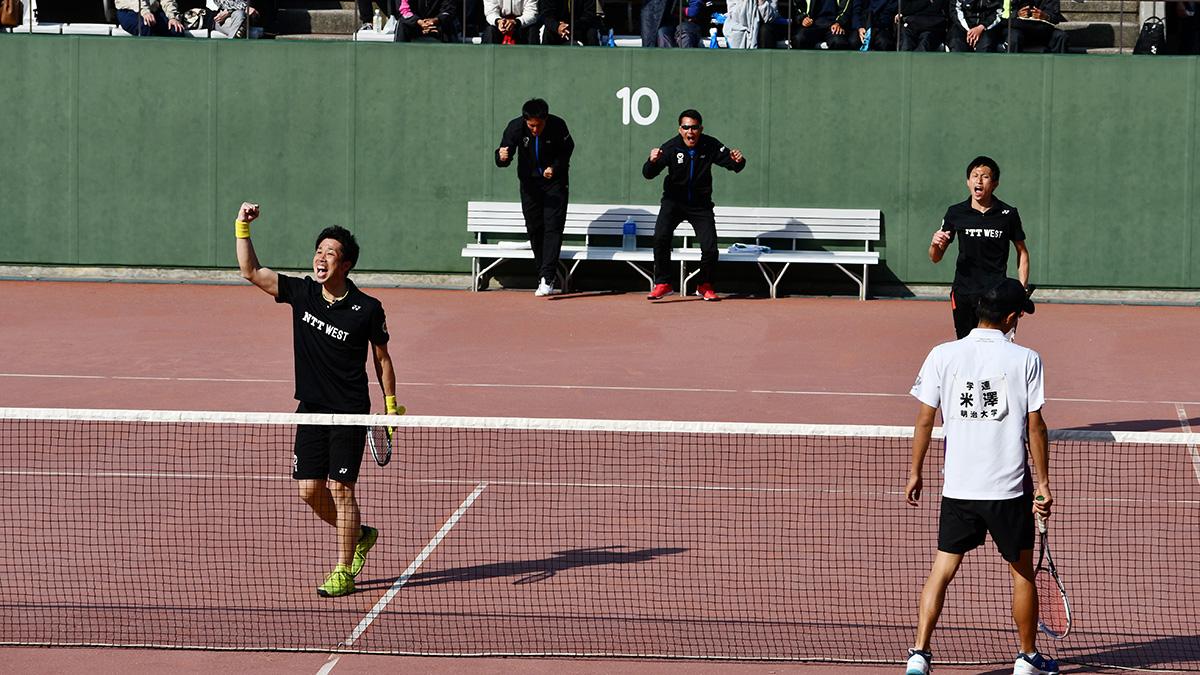 第22回アジアカップひろしま国際ソフトテニス大会,2018,NTT西日本,原・岩﨑