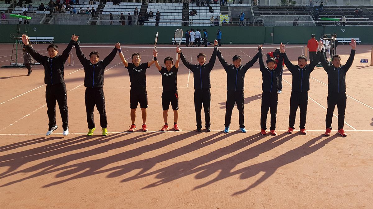 第22回アジアカップひろしま国際ソフトテニス大会,2018,NTT西日本