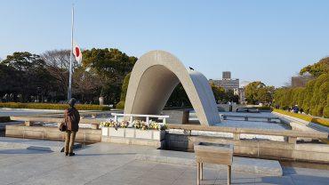 第22回アジアカップひろしま国際ソフトテニス大会,広島平和記念公園