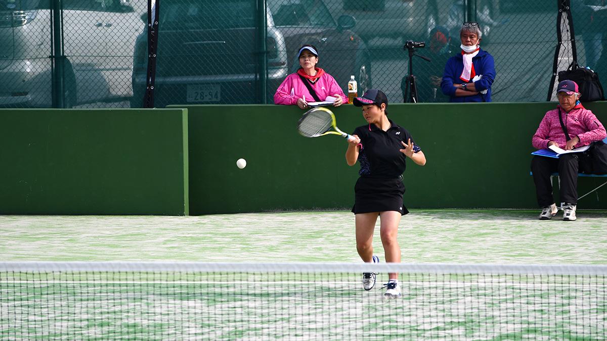 平成29年度(第29回)都道府県対抗全日本中学生ソフトテニス大会,伊勢市市営庭球場,五十嵐美結