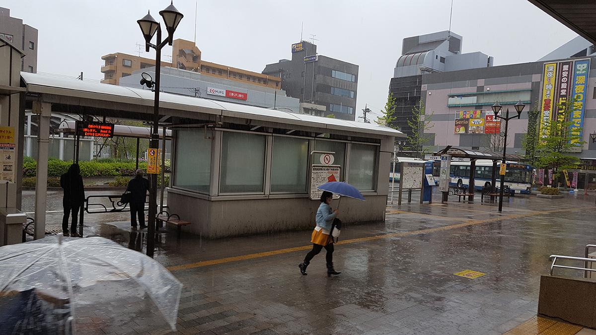 瑞江,京成バス,谷河内テニスコート