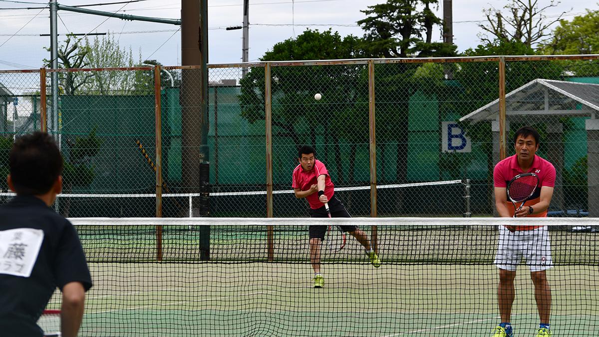 関東オープンソフトテニス大会,谷河内テニスコート,川口市役所,浦和むつみ