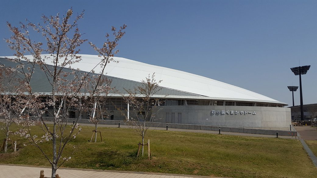 関東ソフトテニス選手権大会埼玉県予選会,くまがやドーム