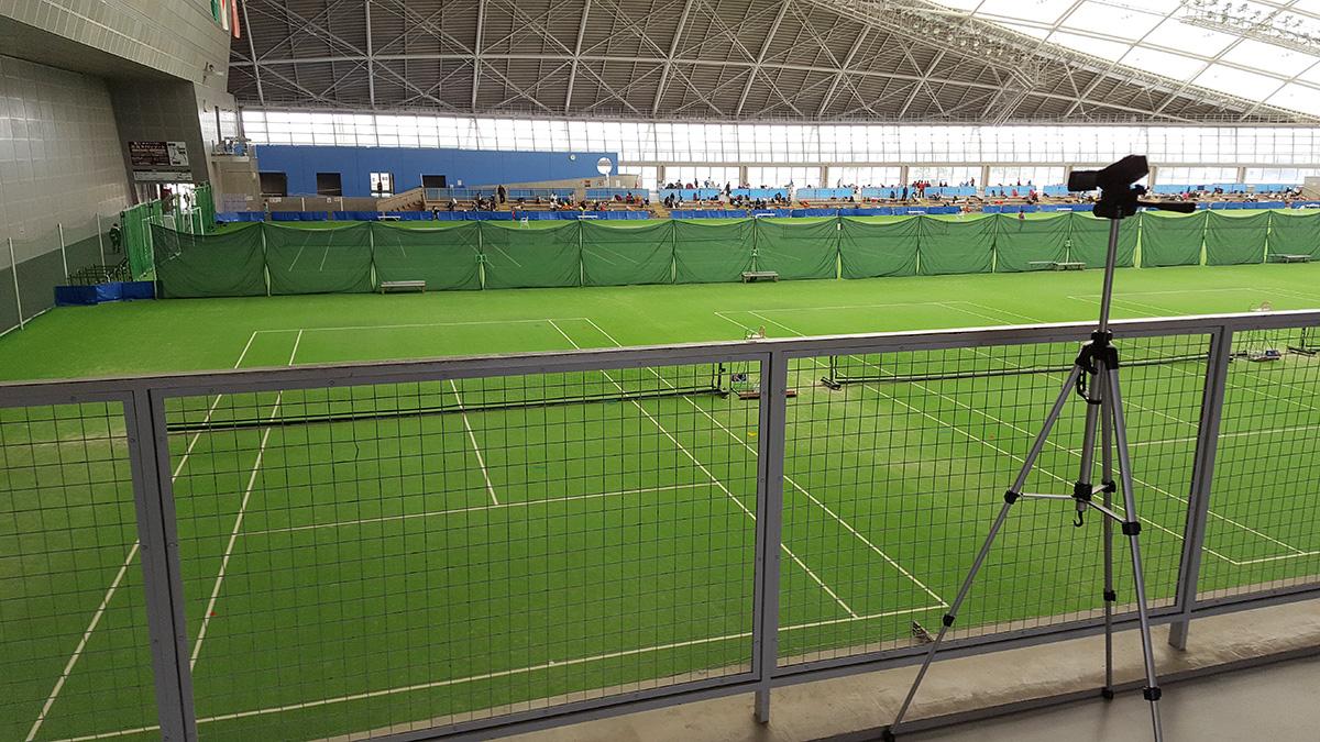 関東ソフトテニス選手権埼玉県予選会,くまがやドーム