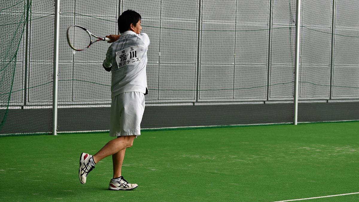 関東ソフトテニス選手権埼玉県予選会,所沢テニスクラブ,荒川