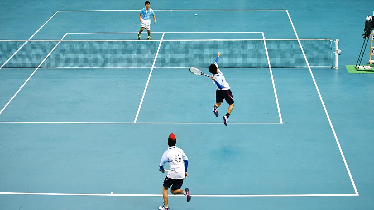 平成29年度(2018)全日本高等学校選抜ソフトテニス大会,東北,上宮