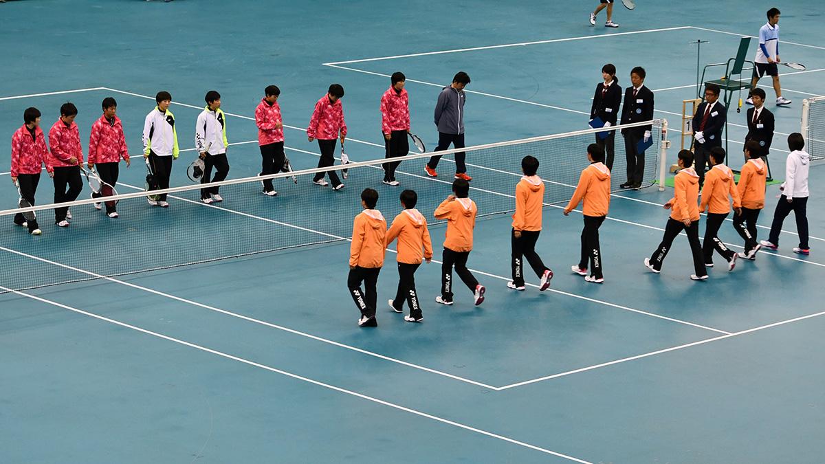 平成29年度(2018)全日本高等学校選抜ソフトテニス大会,三重,和歌山信愛