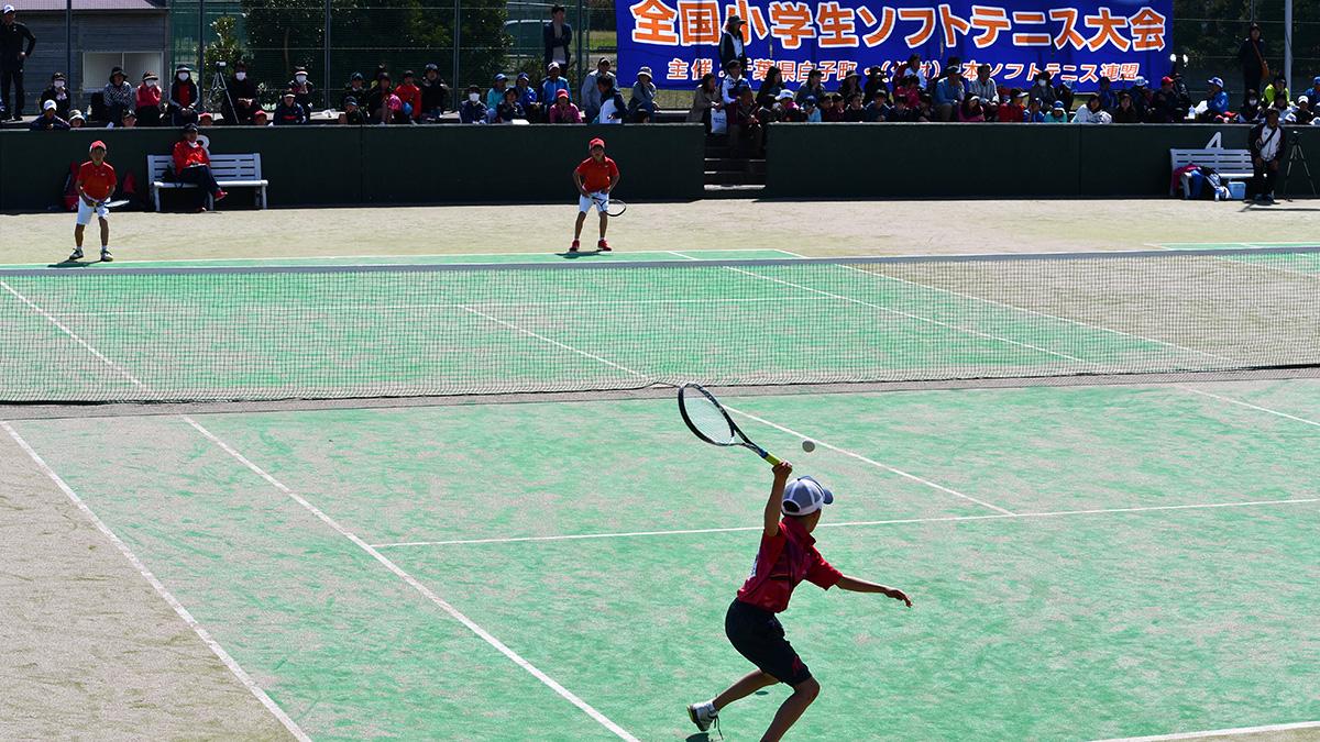 全国小学生ソフトテニス大会,千葉県白子町