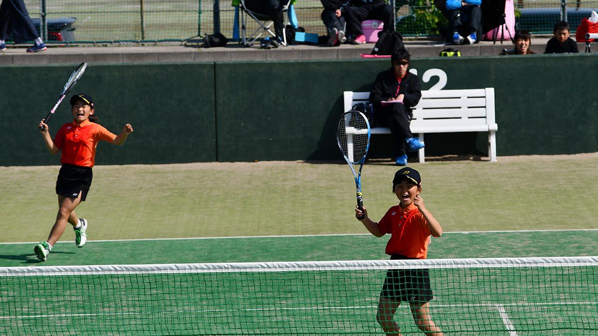 全国小学生ソフトテニス大会,千葉県白子町,日の出ジュニア,常盤ジュニア