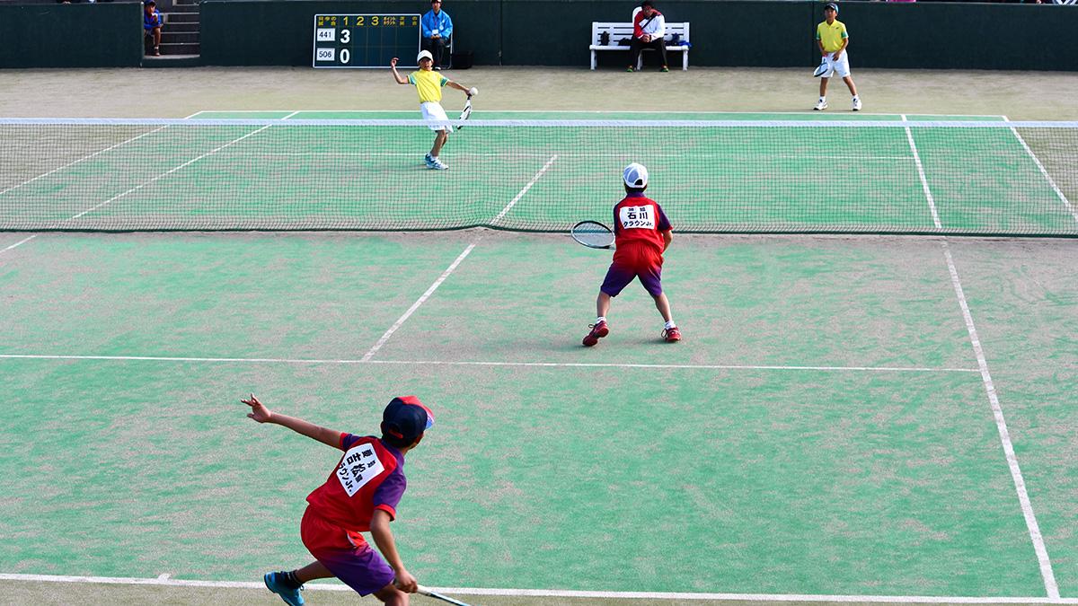全国小学生ソフトテニス大会,秩父ジュニア