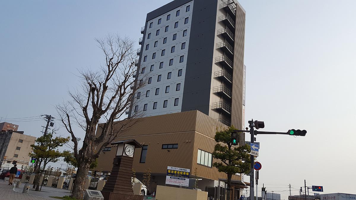 伊勢ぶらり旅,伊勢市駅,三重県,三交イン,ホテル