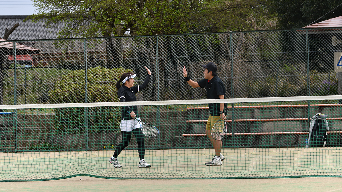 所沢ミックスオープンソフトテニス大会,北野総合運動場