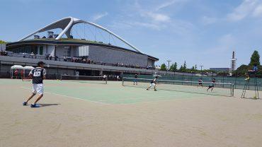 関東オープンソフトテニス大会,平成30年度,2018,駒沢オリンピック公園