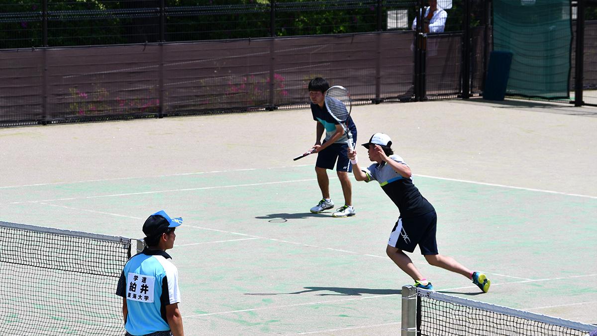 関東オープンソフトテニス大会,日本信号