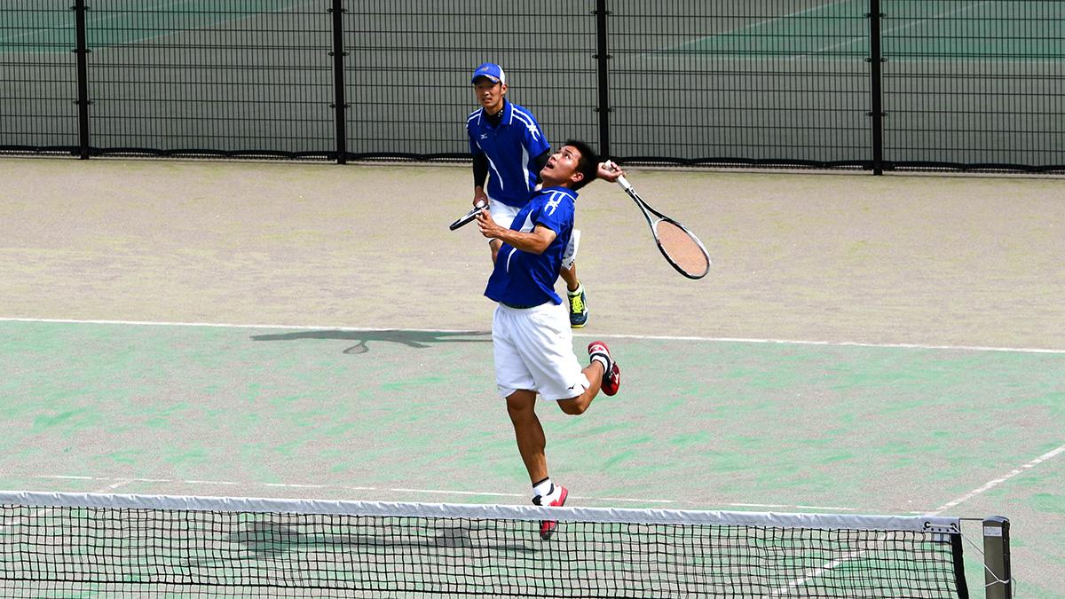 関東オープンソフトテニス大会,日本体育大学
