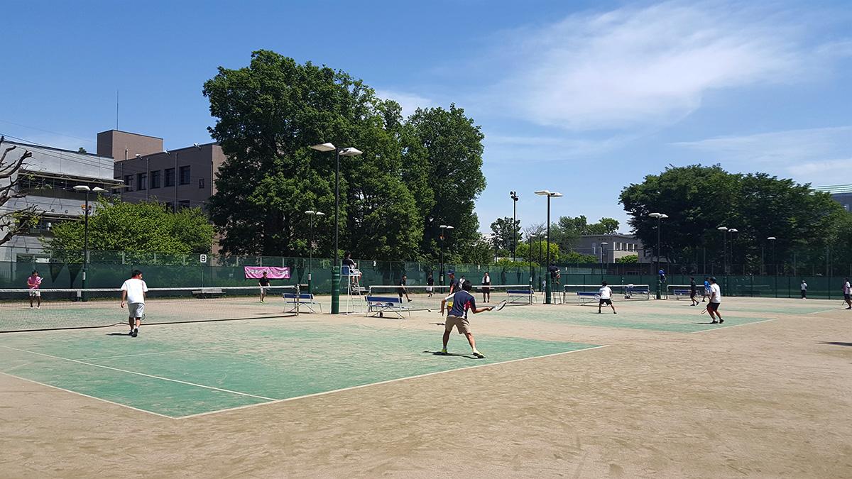 小平市ソフトテニス春季市民大会,小平市ソフトテニス連盟
