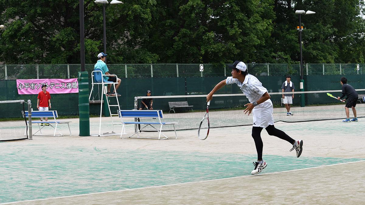 小平市ソフトテニス春季市民大会,所沢テニスクラブ