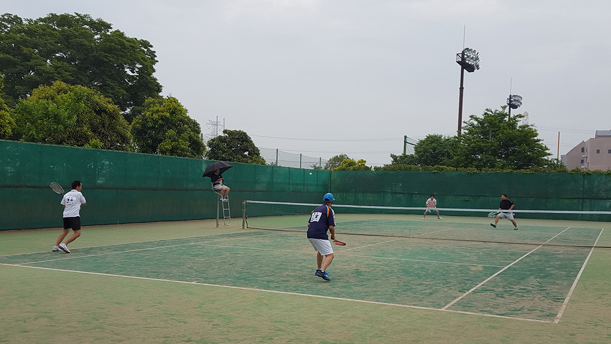 全日本社会人ソフトテニス選手権大会埼玉県予選会,坂戸市総合運動公園