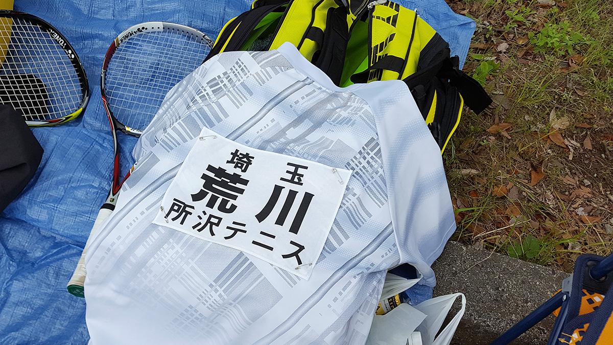 所沢テニスクラブ,所沢TC,荒川
