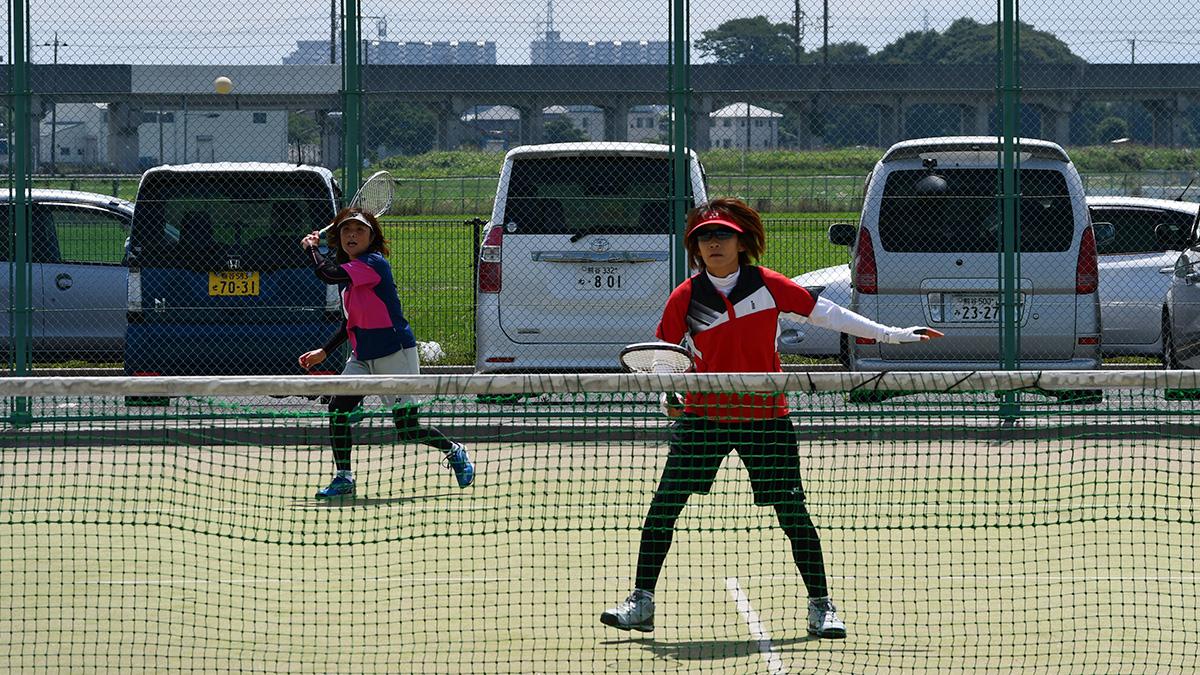 鴻巣市連盟杯ソフトテニス大会,パンジー杯,草加若葉会,三郷団地クラブ