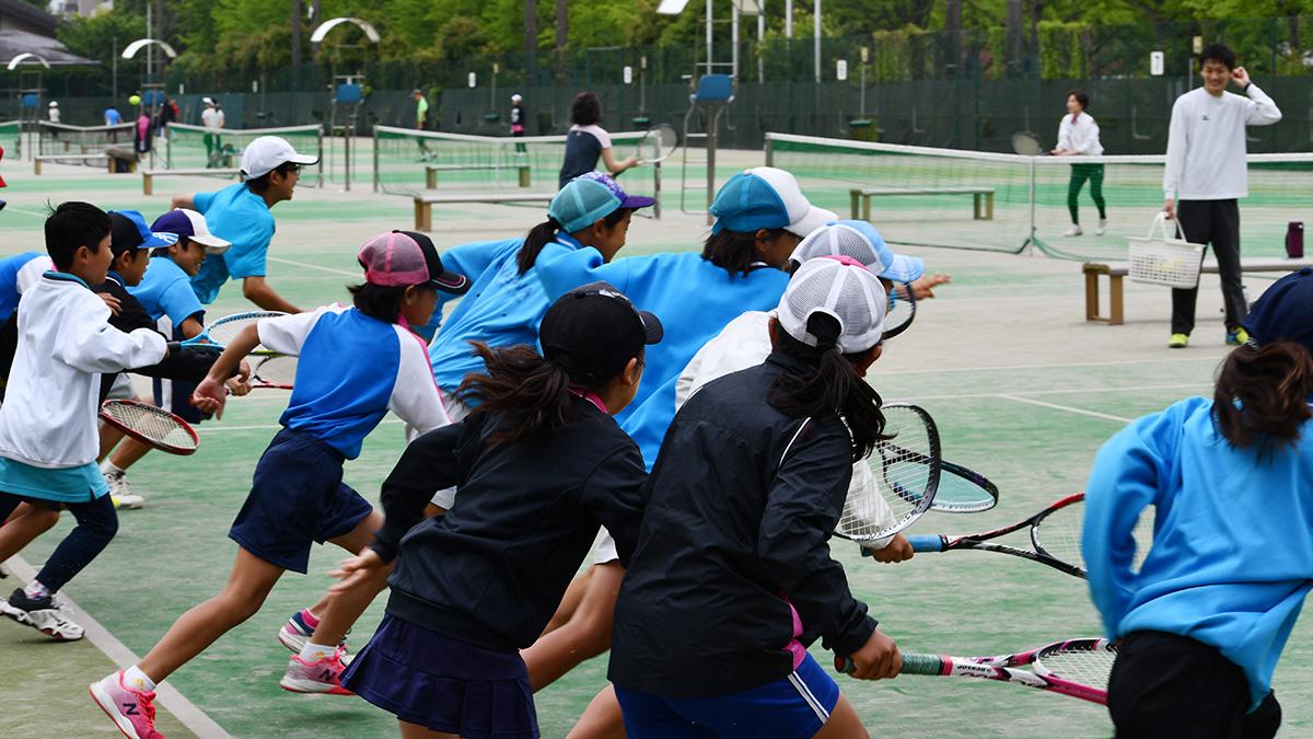 間庭塾,川崎ジュニアソフトテニスクラブ,武蔵小杉ソフトテニス練習会
