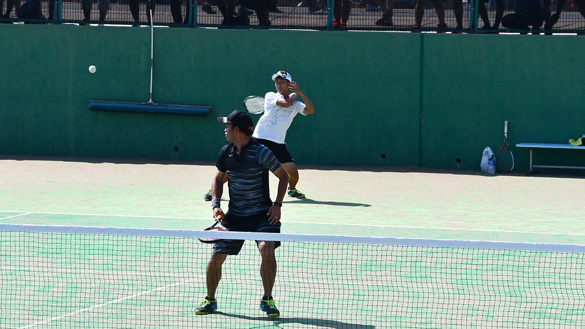 東日本ソフトテニス選手権,慶應義塾大学,morimoriクラブ