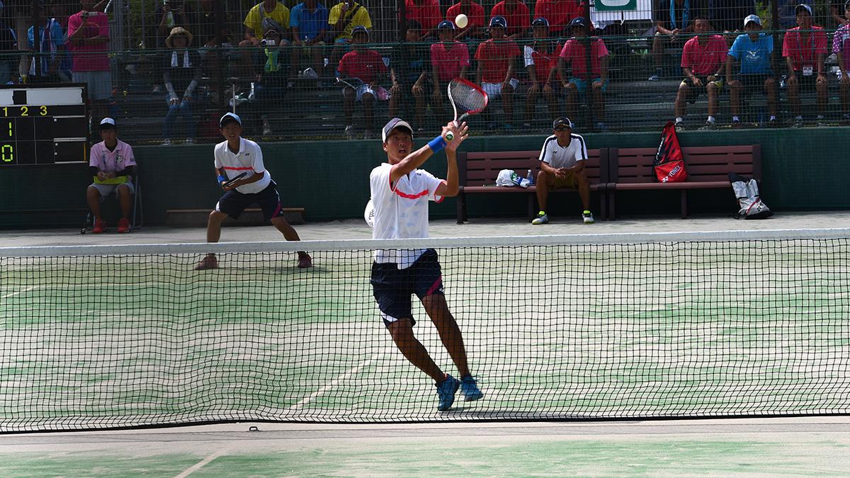 駒大高校,2018インターハイ,ソフトテニス