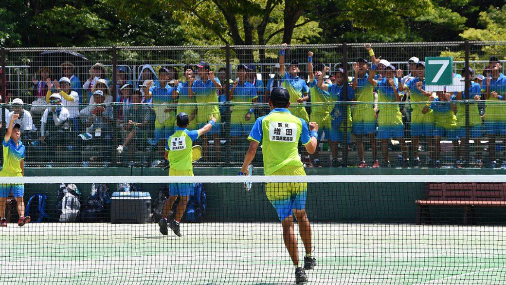 2018インターハイ,ソフトテニス,高田商業