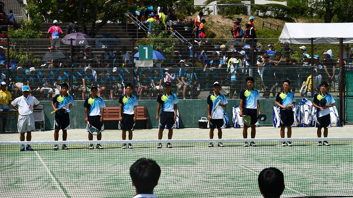 2018インターハイ,ソフトテニス,東北高校