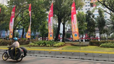 インドネシア,ジャカルタ,ぶらり旅,アジア大会観戦ツアー