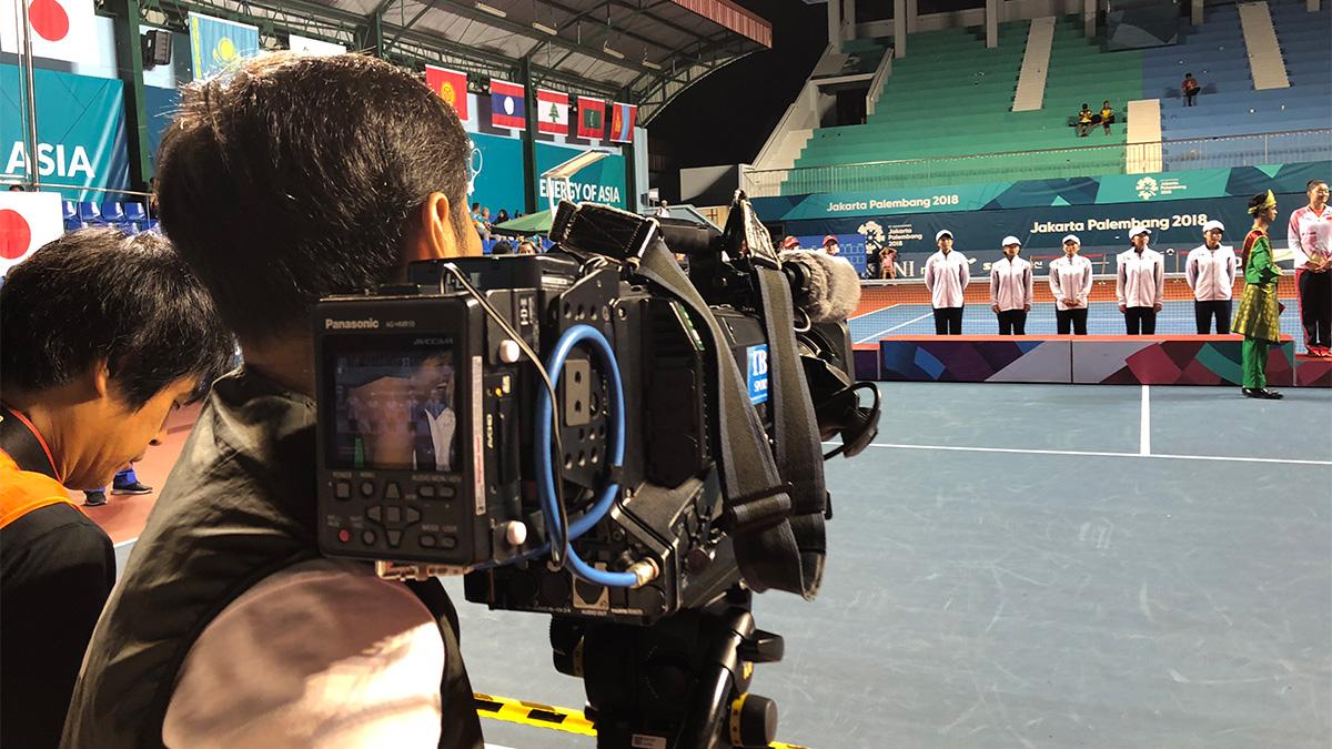 ソフトテニス,アジア競技大会,asian games2018,日本代表