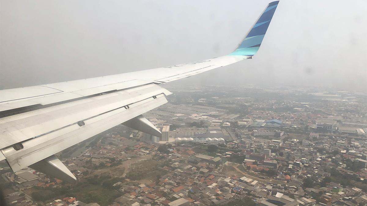 インドネシア,ジャカルタ,パレンバン,直行便