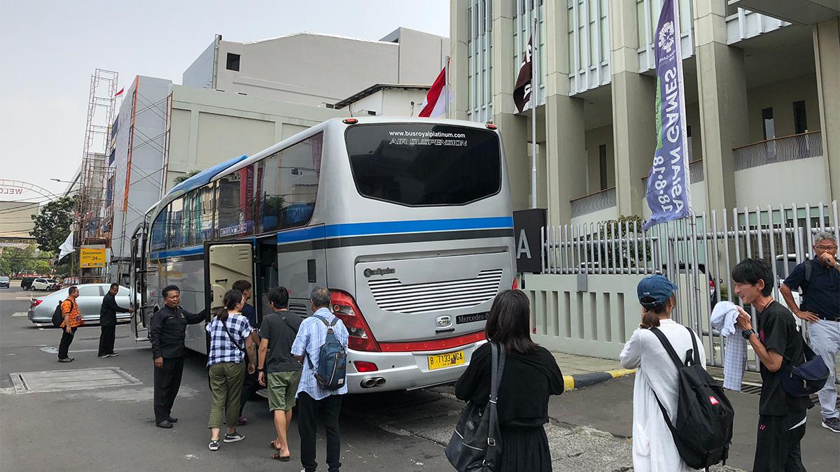 インドネシア,ジャカルタ,ぶらり旅,バスツアー