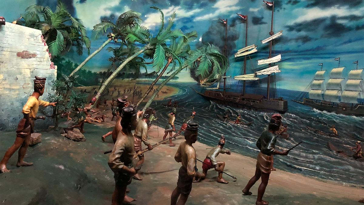 インドネシア独立記念塔,モナス,ジャカルタ,歴史