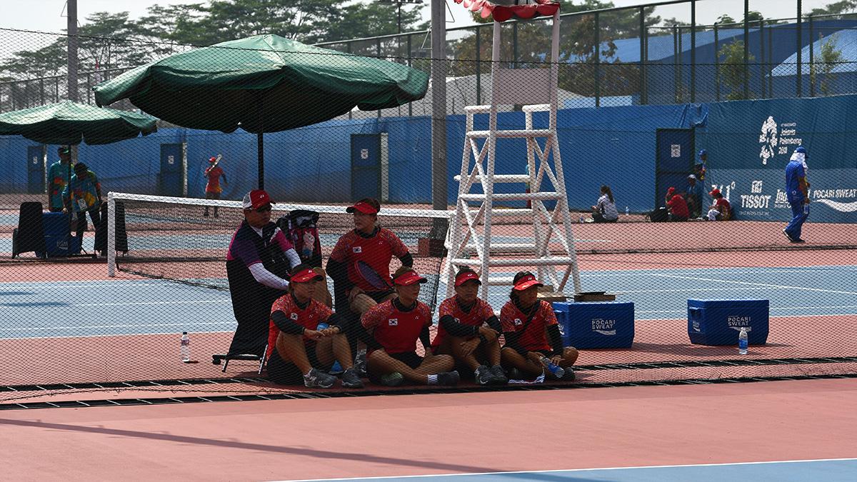 アジア競技大会ソフトテニス競技,asian games2018,韓国代表