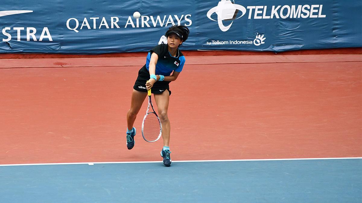 アジア競技大会ソフトテニス競技,asian games2018,国別対抗団体戦,尾上胡桃