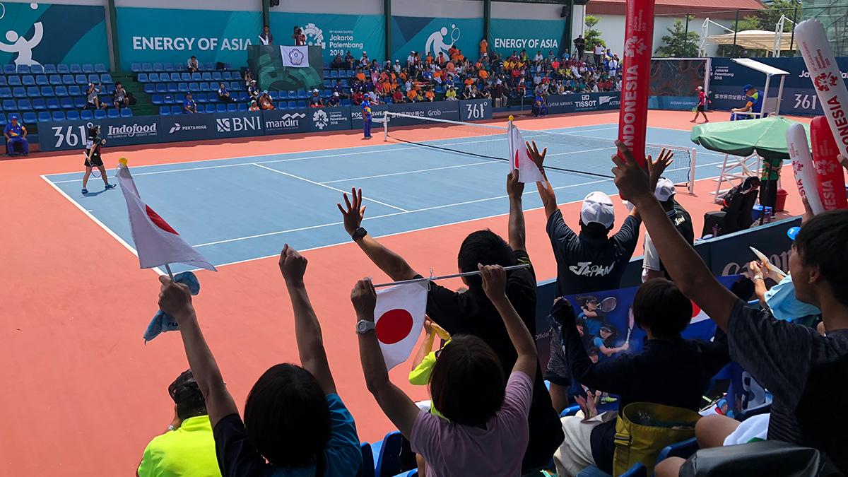 アジア競技大会ソフトテニス競技,日本代表,高橋乃綾,金メダル