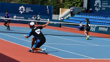 アジア競技大会ソフトテニス競技,asian games2018,ミックスダブルス