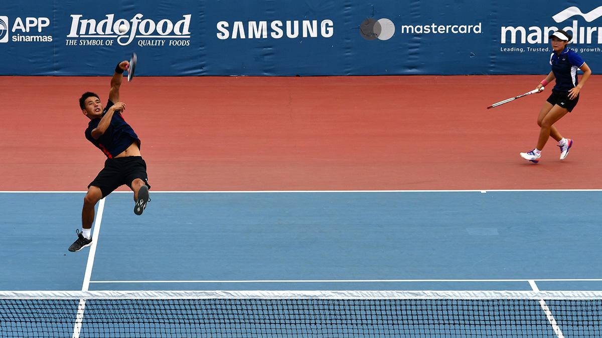 アジア競技大会ソフトテニス競技,asian games2018,モンゴル
