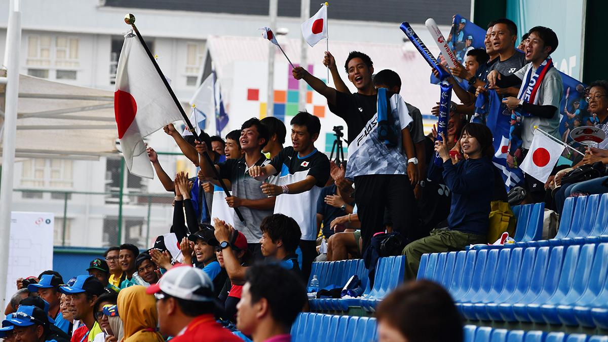 アジア競技大会ソフトテニス競技,asian games2018,日本代表