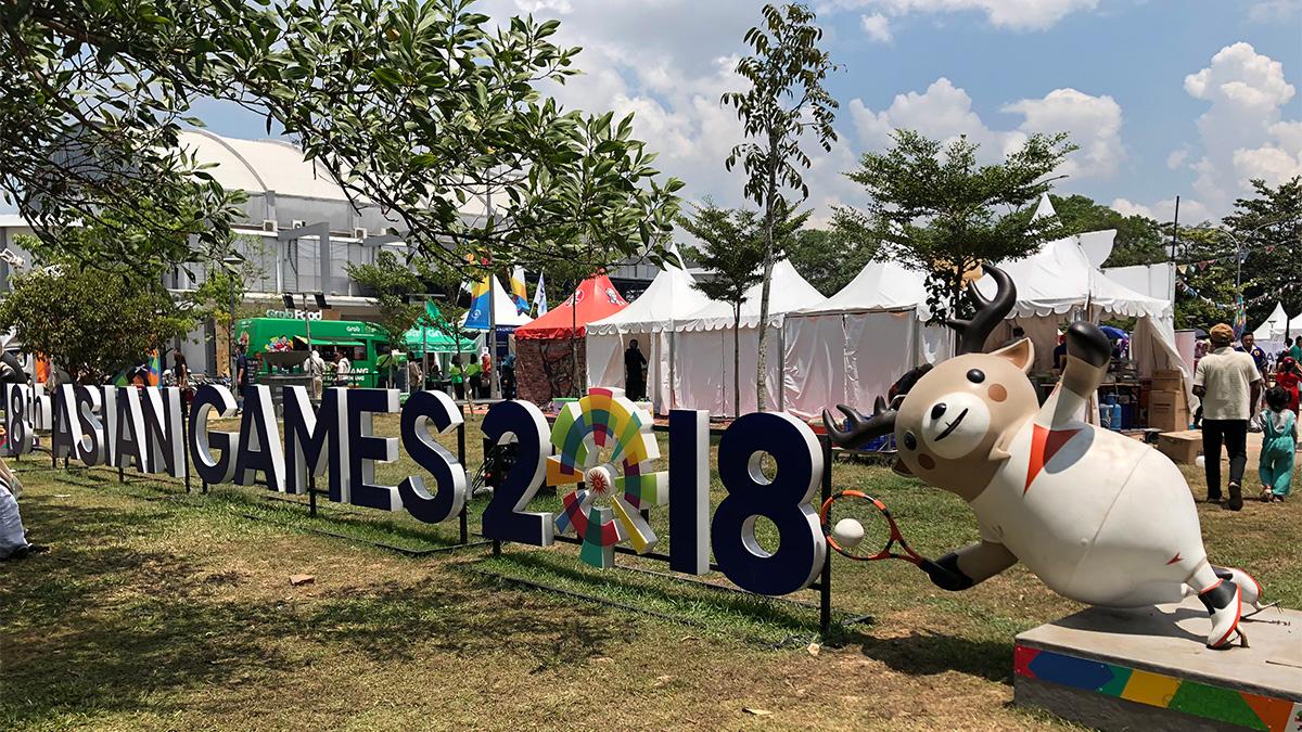 アジア競技大会ソフトテニス競技,asian games2018,パレンバン